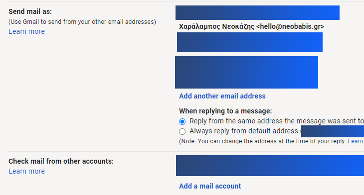 email to Gmail 6