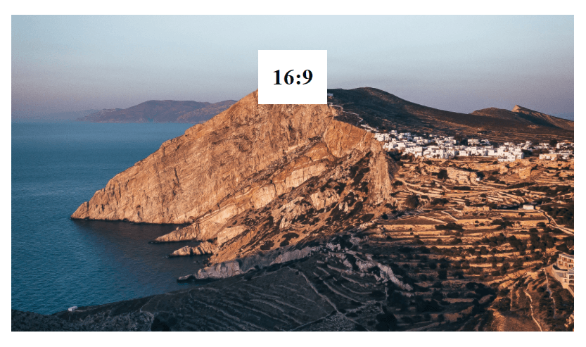aspect 16 9
